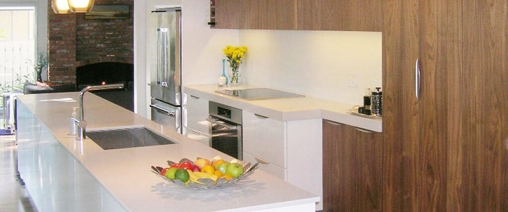 Custom cabinets by Merit kitchens