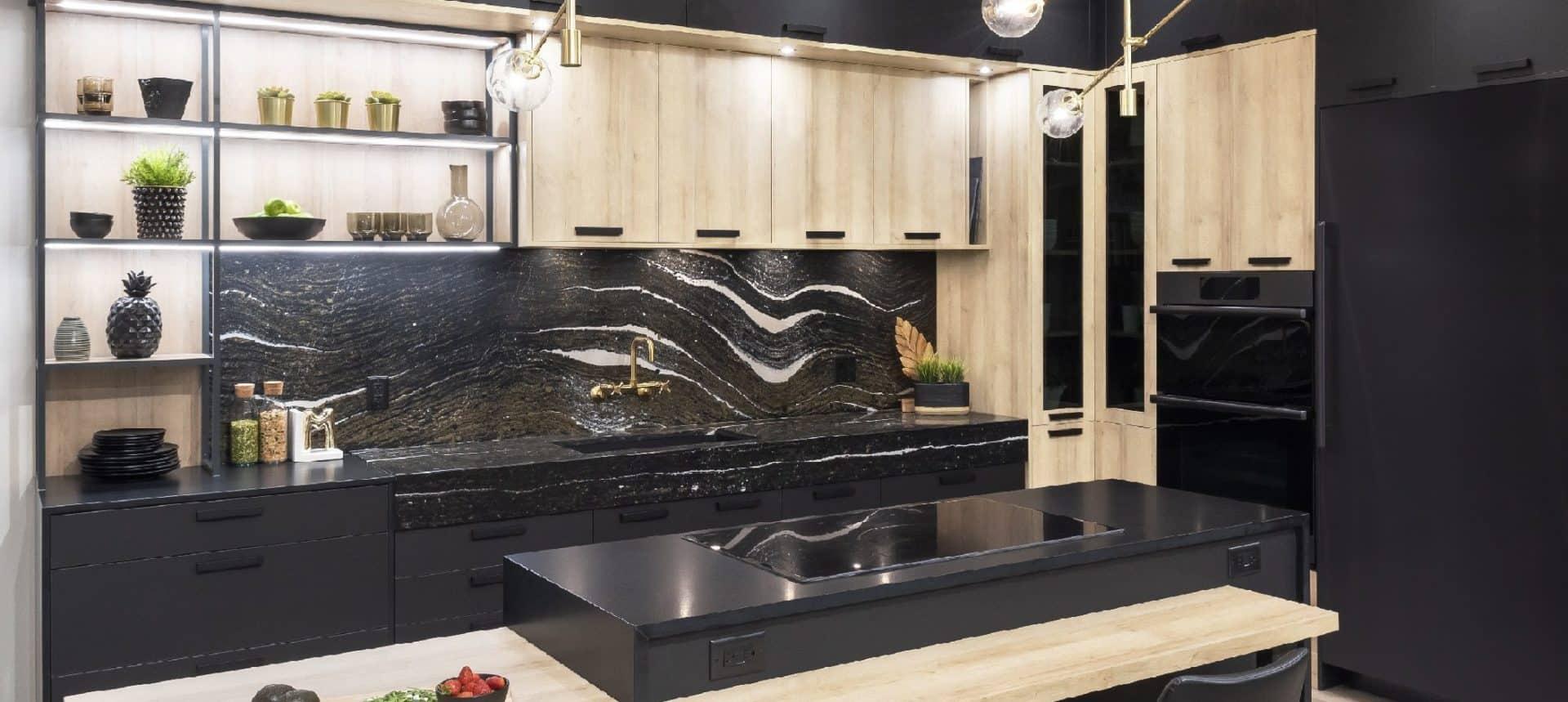 Merit Kitchens Custom Cabinets Design Modern Kitchen