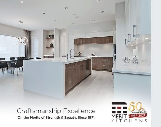 Merit Kitchens Design Custom Kitchen Cabinets Calgary